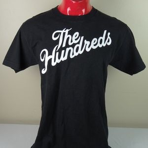 The Hundreds Graphic Black Spell Out Tee Shirt